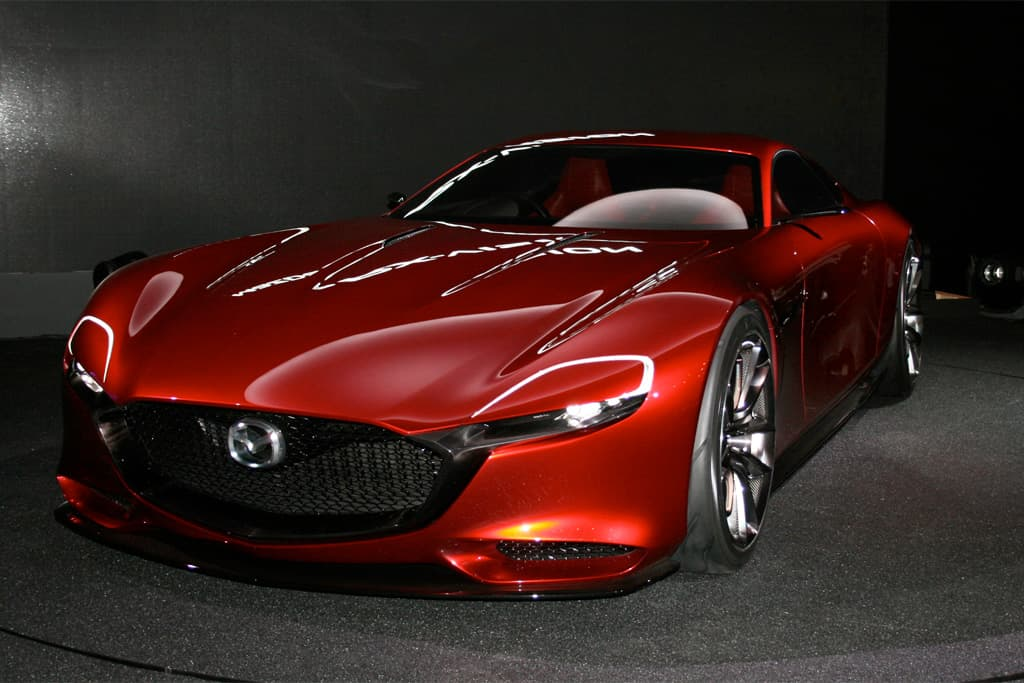 Mazda rotary coupe not before 2020 - motoring.com.au