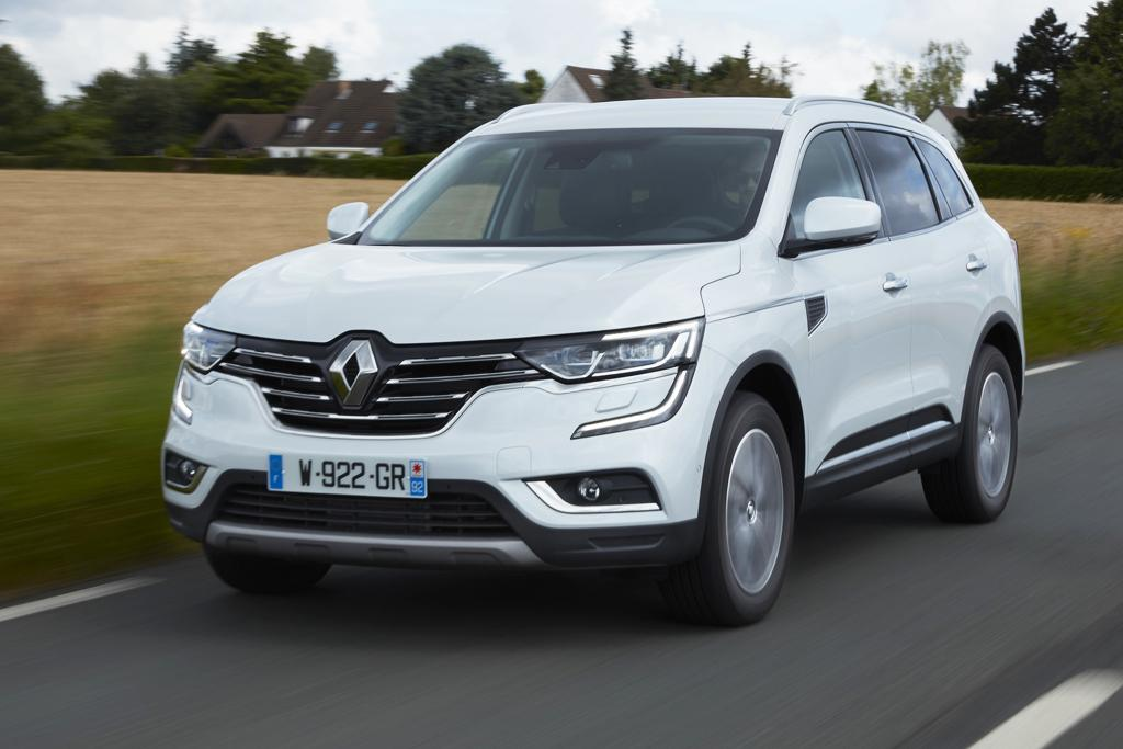 renault koleos 2016 review. Black Bedroom Furniture Sets. Home Design Ideas