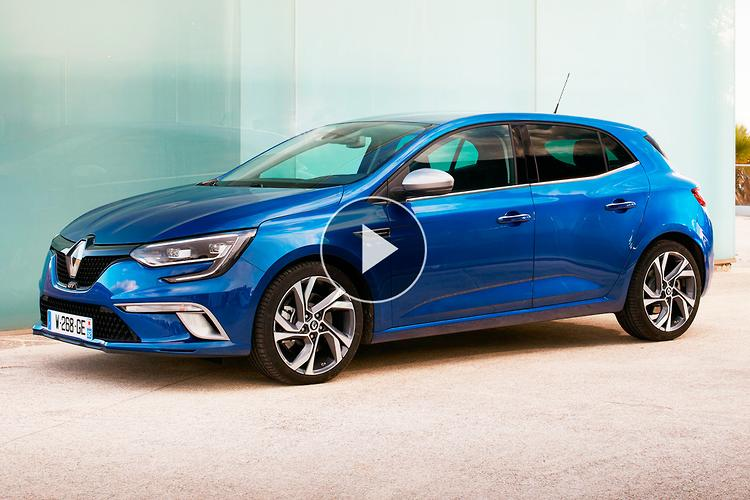 Renault Megane GT 2016: Video Review - motoring.com.au
