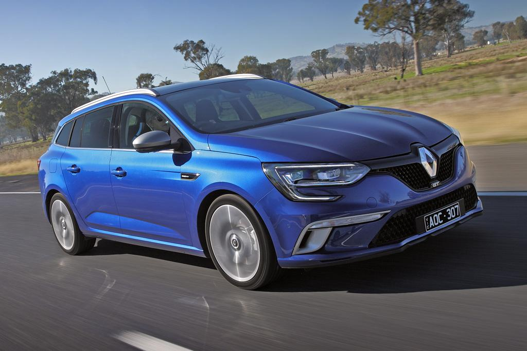 Renault Megane GT Wagon 2017 Review
