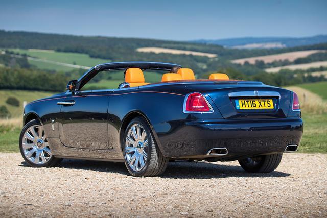 Rolls Royce Dawn 2017 Review Motoring Com Au