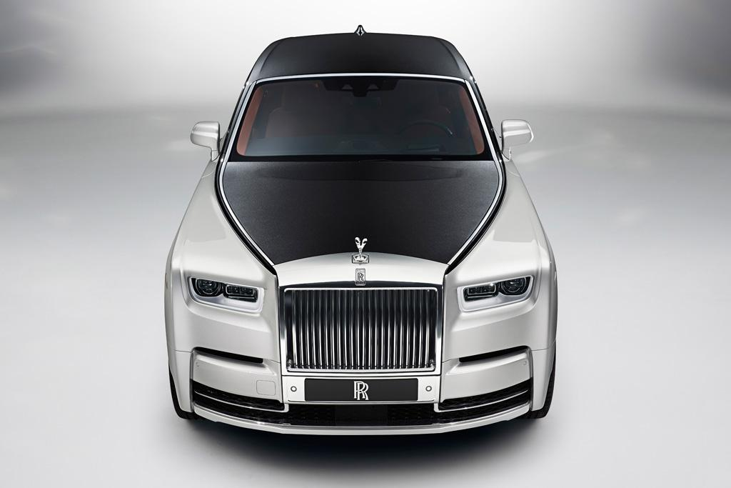 Rolls-Royce unveils new Phantom - motoring.com.au