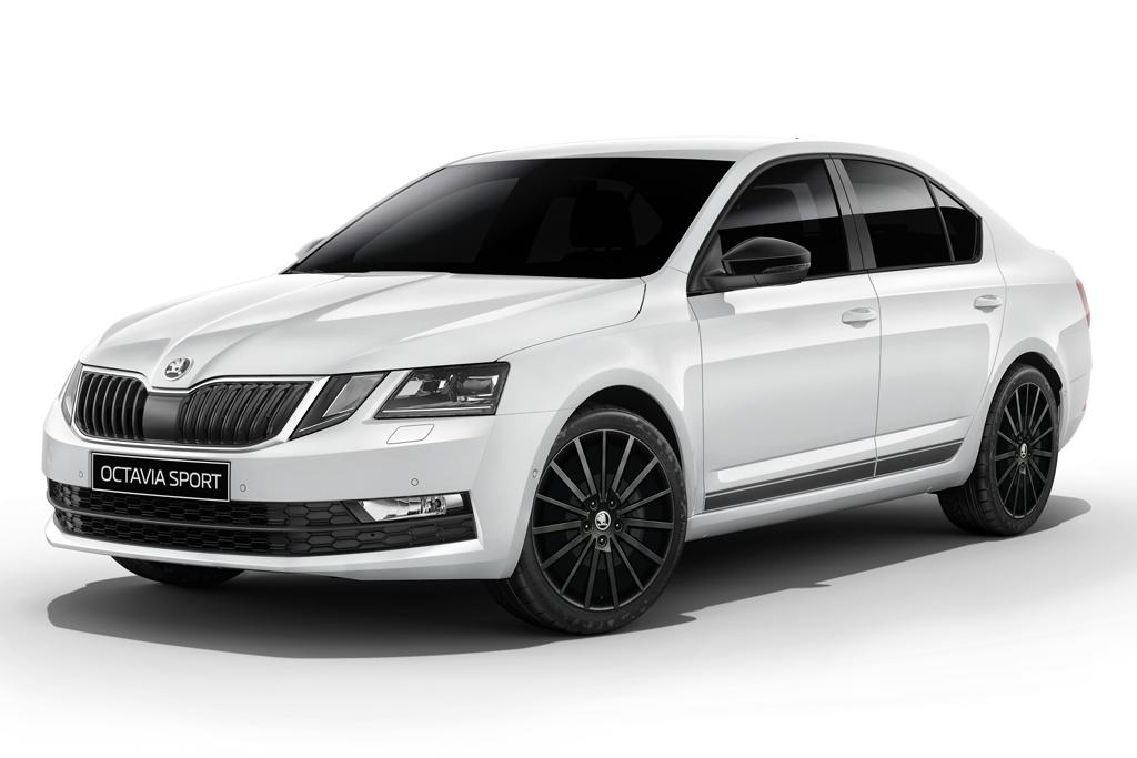 skoda releases fresh octavia. Black Bedroom Furniture Sets. Home Design Ideas