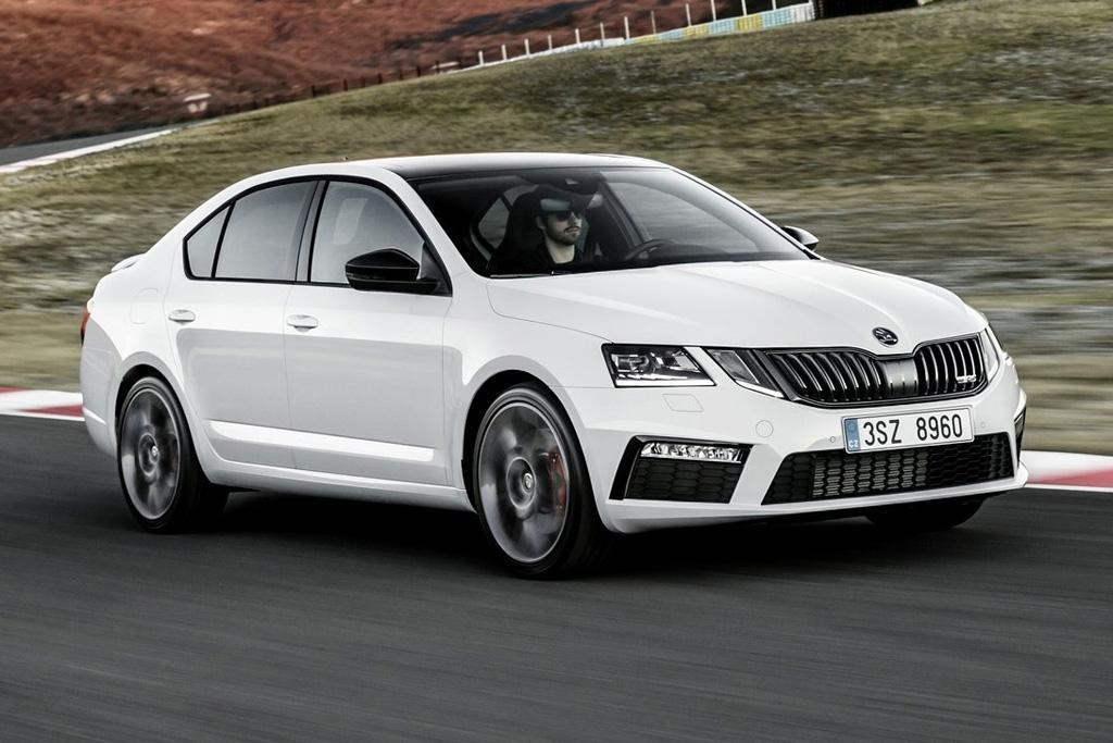 2018 Volkswagen Gti Review >> Skoda Octavia RS 2017 Review - motoring.com.au