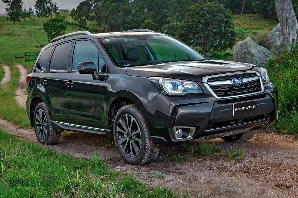Subaru Forester Liberty And Outback Updated Motoring Com Au