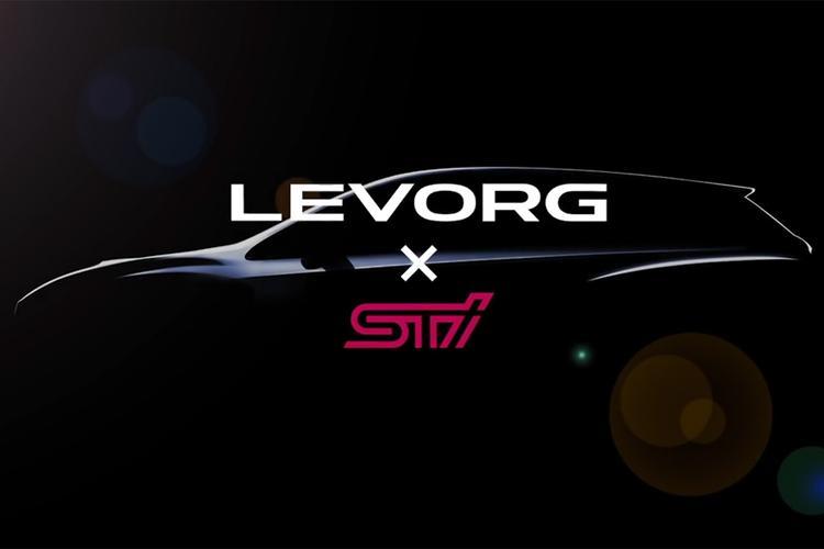 Subaru video reveals Levorg STI - motoring.com.au