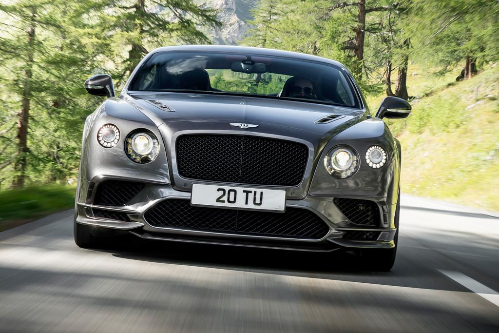 Bentley Continental Supersports Yours For 570k Motoring