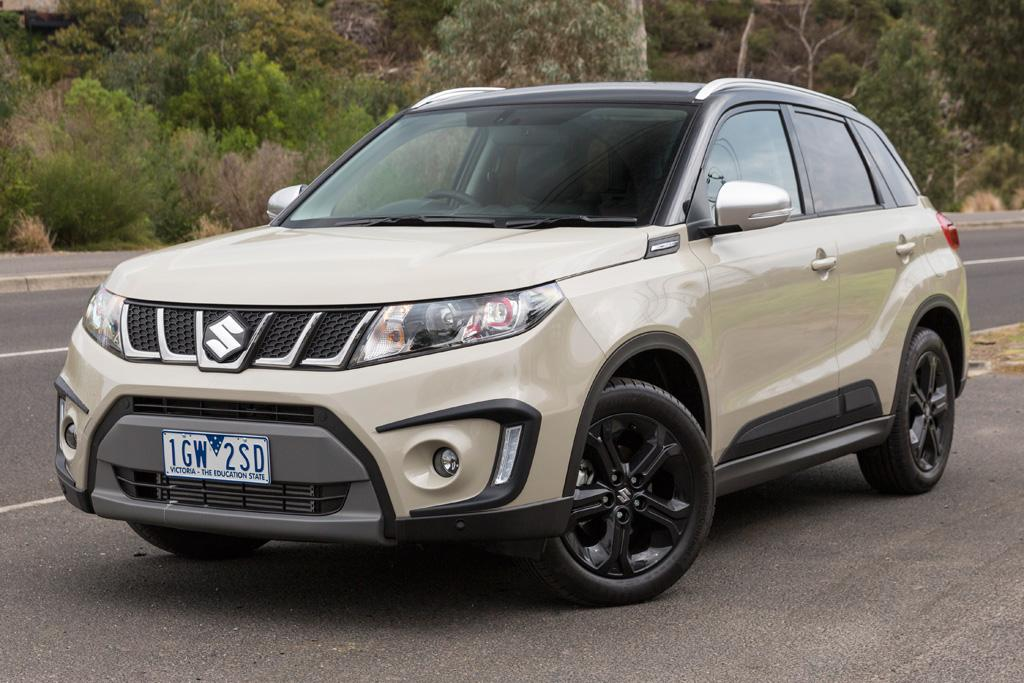 suzuki vitara s turbo 2016 review. Black Bedroom Furniture Sets. Home Design Ideas