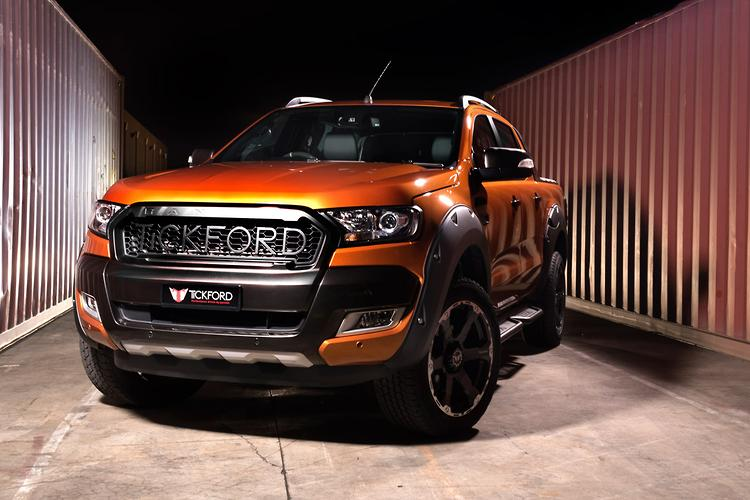 ford tickford ranger 2016 review   motoring   au