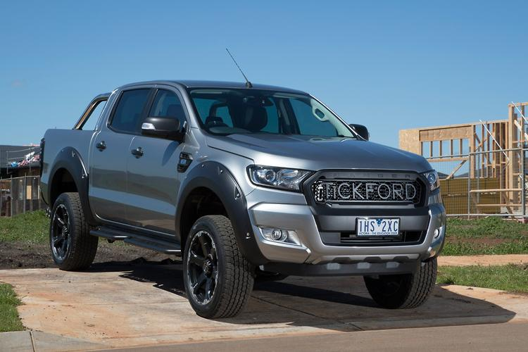 Tickford adds power and $21K to Ford Ranger - motoring.com.au