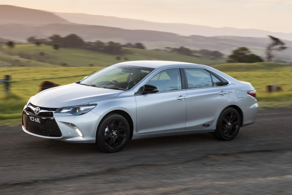Toyota Camry Rz Busts Out Motoring Com Au