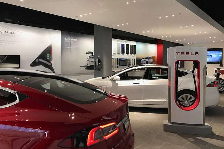 Tesla Opens First Retail In Melbourne Motoring Au