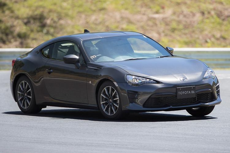 Top five my17 toyota 86 upgrades for Toyota 86 exterior mods