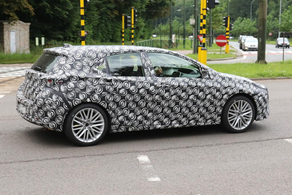 Spy Pics Toyota S Next Corolla Motoring Com Au
