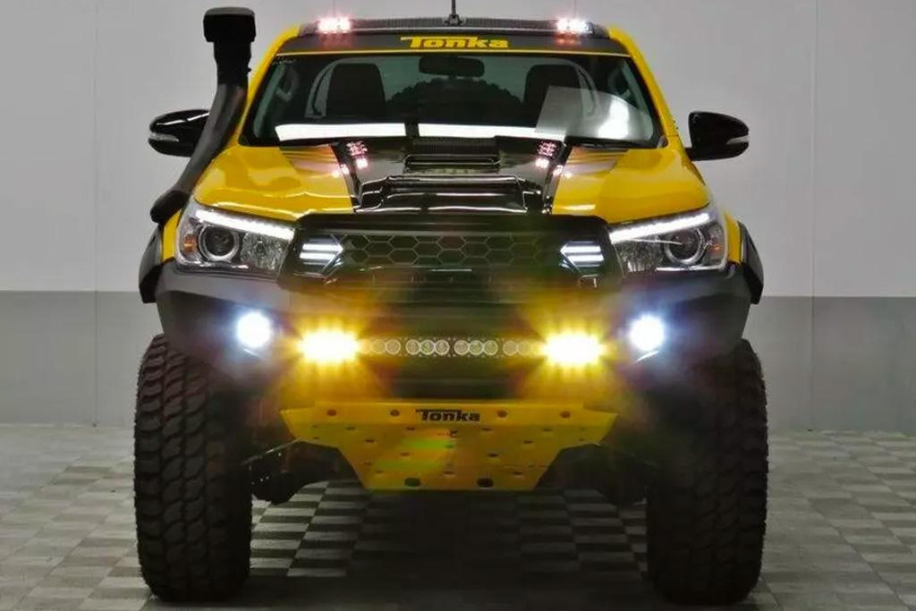 Toyota Tonka truck replica on sale - motoring com au