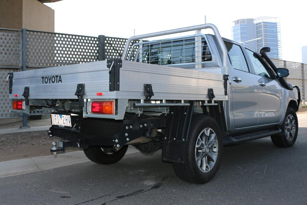 With recommended HiLux pricing ranging from $20,990 to $57,990, our ...