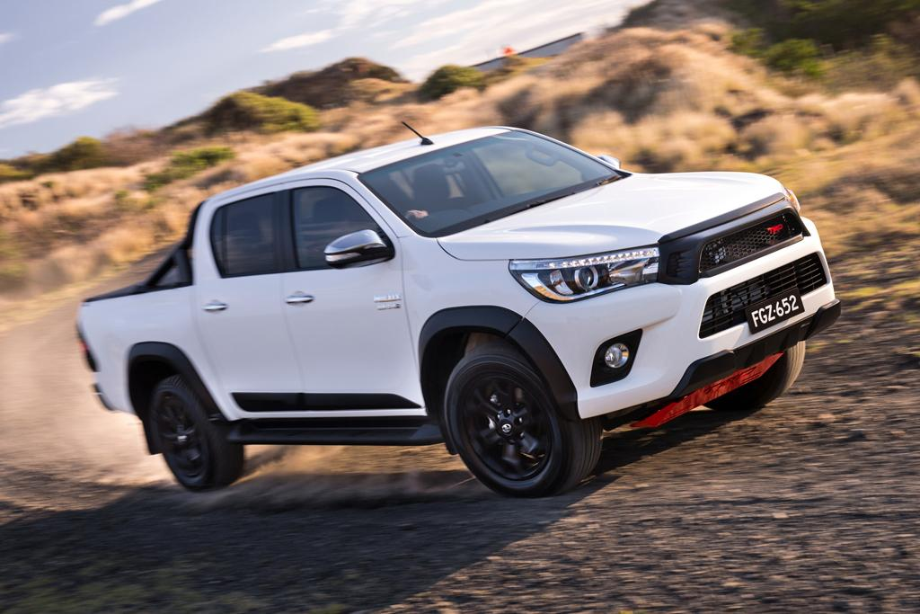 toyota announces trd kit for hilux
