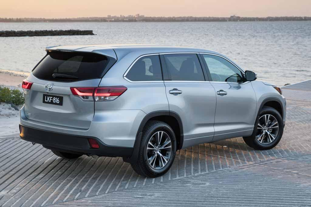 New-look Toyota Kluger from $43,550 - motoring.com.au