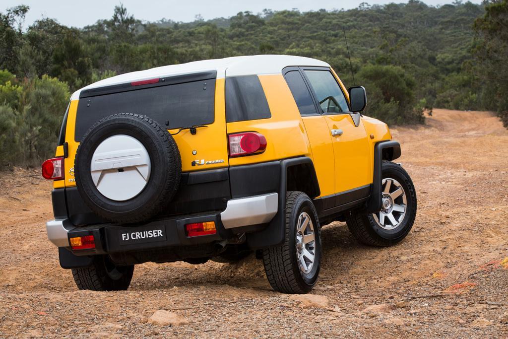 Toyota axes FJ Cruiser  motoringcomau
