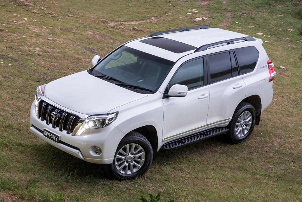 2018 toyota kakadu. simple toyota all toyota prado models are covered by a cappedprice service program that  costs 240 per for the first three years or 60000km whichever occurs  intended 2018 toyota kakadu m