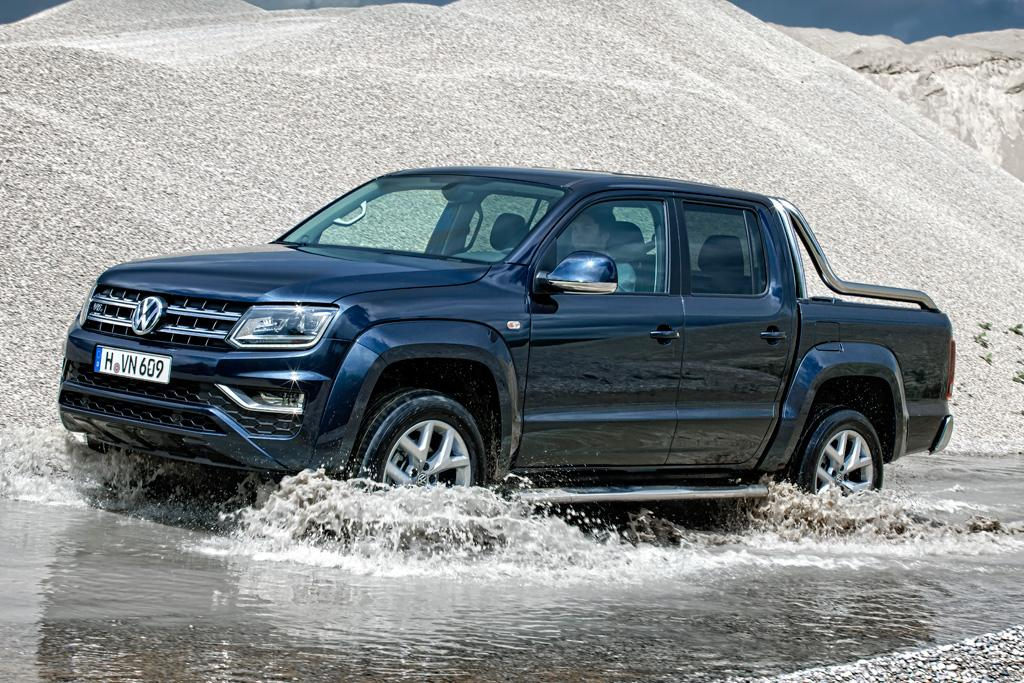 safety shortfall for new volkswagen amarok. Black Bedroom Furniture Sets. Home Design Ideas