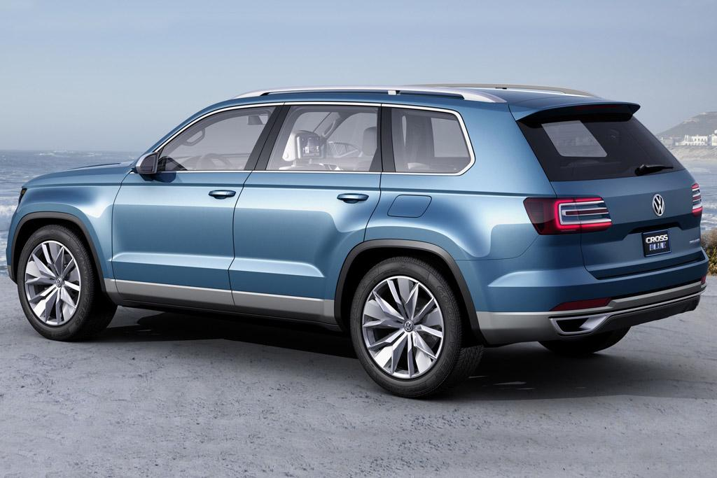 Volkswagen Atlas Could Come To Oz After All Motoring Com Au