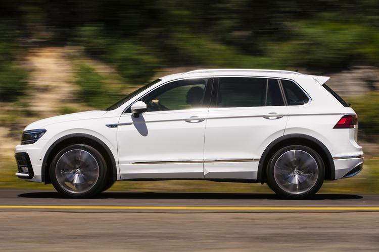 Volkswagen Tiguan 2017 Review - motoring.com.au
