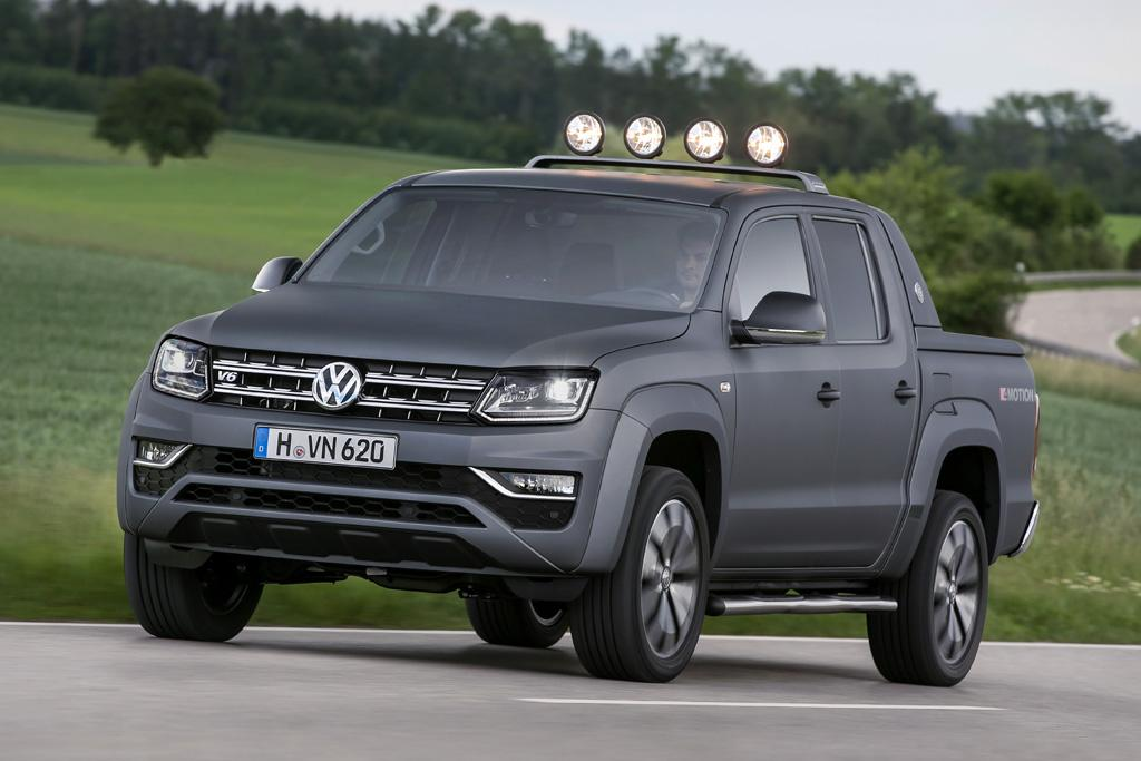New V6 Amarok will pack a 550Nm punch AND a steep price tag when it ...