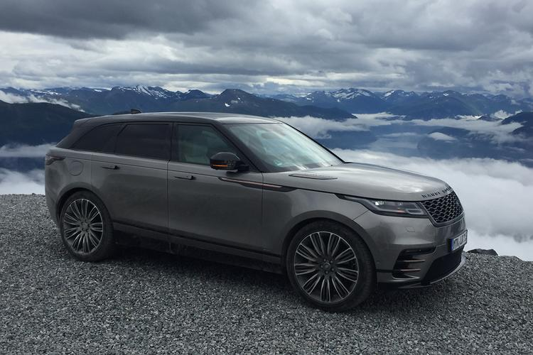 Land Rover Design Director Rules Out a Seven-Seat Range Rover