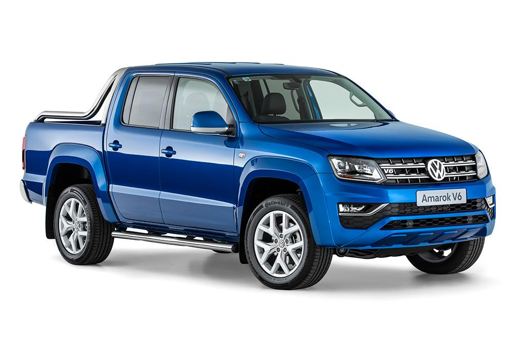volkswagen amarok v6 pricing announced. Black Bedroom Furniture Sets. Home Design Ideas