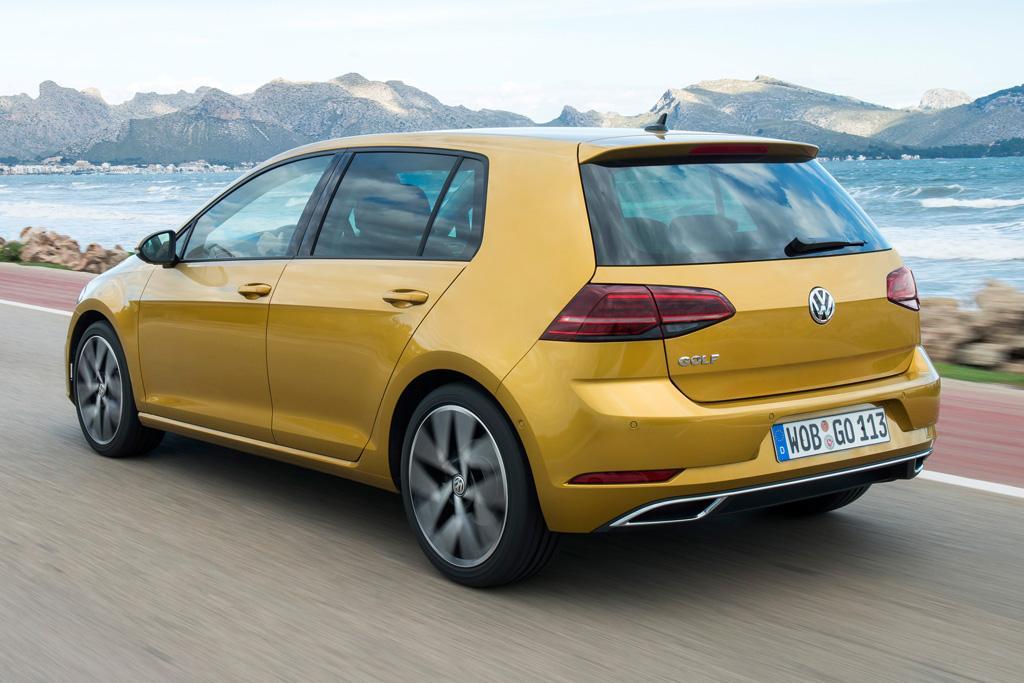 Range-wide hybrid electric boosting confirmed for Volkswagen Golf Mk8 ...