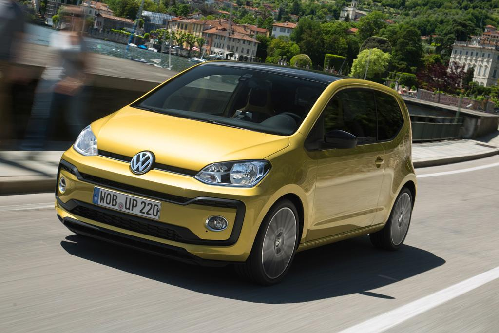 vw up north