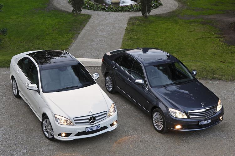 Mercedes benz recalls 204 series c class for Mercedes benz c class recall