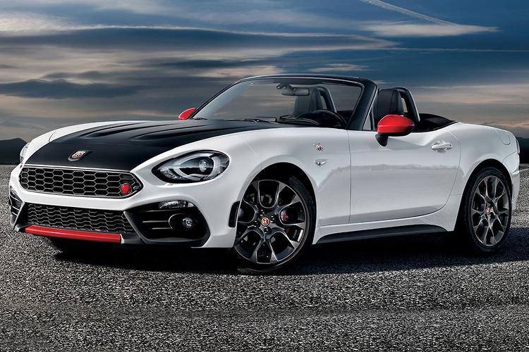 abarth 124 spider closer. Black Bedroom Furniture Sets. Home Design Ideas
