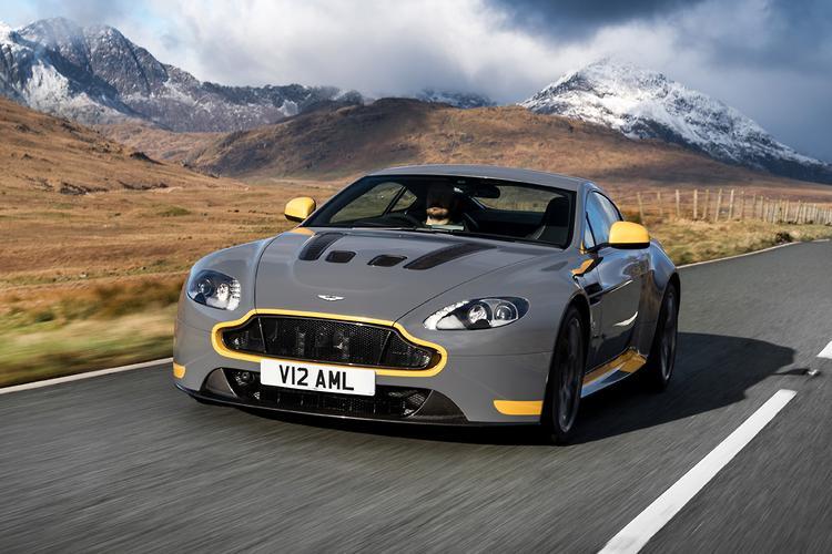 Used 2016 Aston Martin V8 Vantage for sale in Surrey | Pistonheads