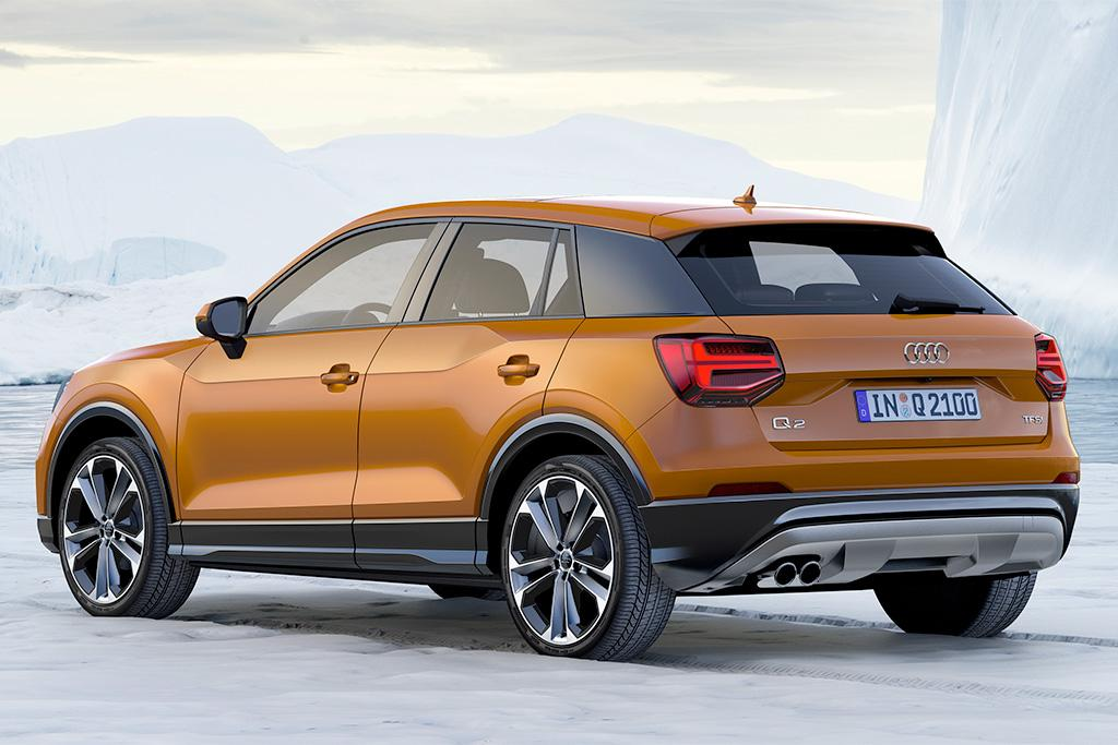 geneva motor show audi q2 revealed. Black Bedroom Furniture Sets. Home Design Ideas