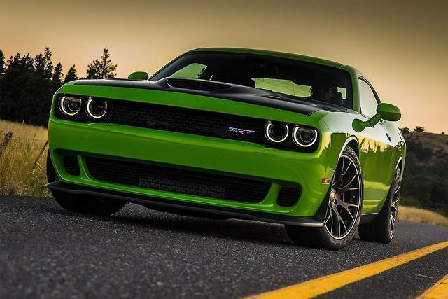 New york motor show dodge demon is evil for Is dodge general motors