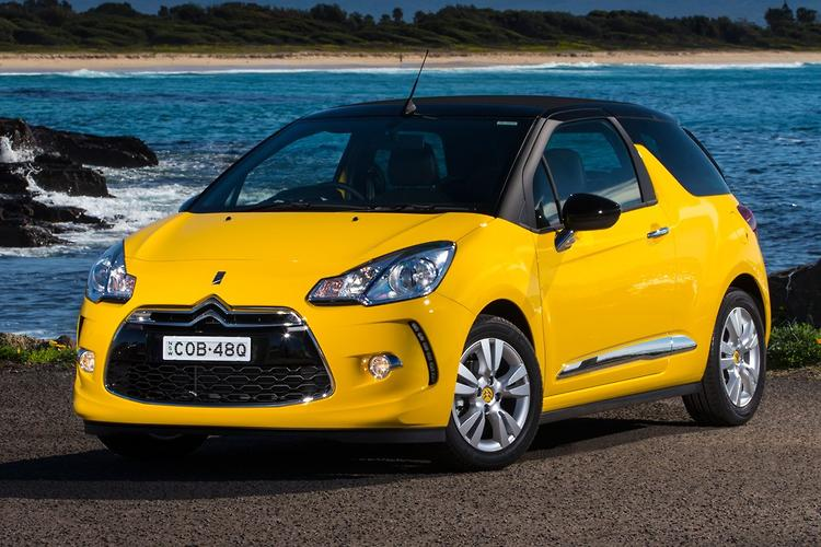 citroen ds3 cabriolet arrives. Black Bedroom Furniture Sets. Home Design Ideas