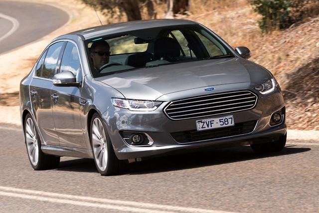 Ford Falcon G6E 2014 Review  motoringcomau