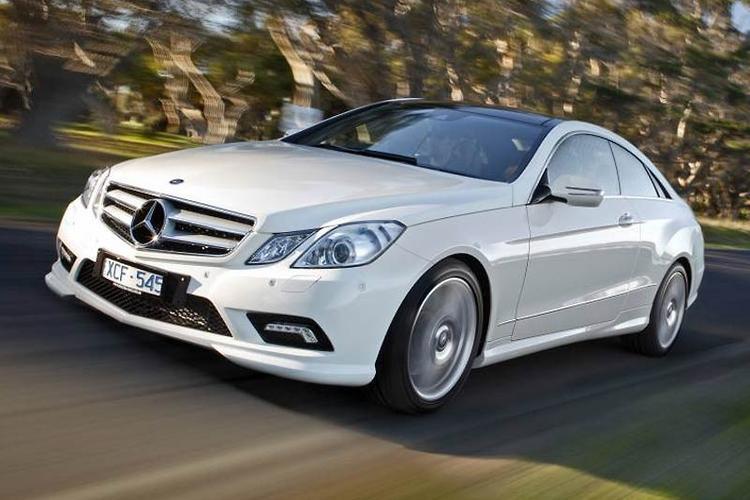 Mercedes benz e500 coupe for Mercedes benz e500 coupe