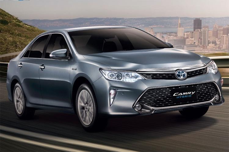 New Look Toyota Aurion Exposed Motoring Com Au