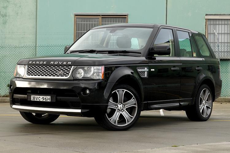 Range Rover Sport V8 Supercharged Autobiography Motoring