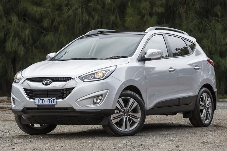Hyundai Ix35 2015 Review Motoring Com Au