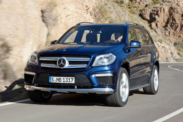 Hello gl goodbye r class for Spell mercedes benz