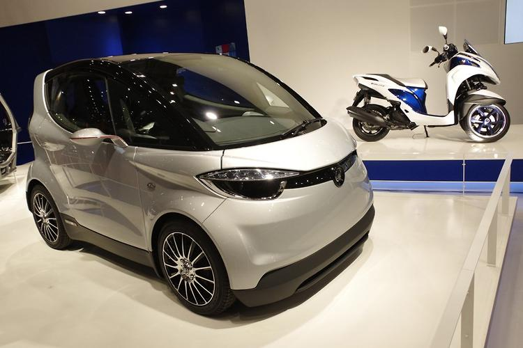 yamaha taking a small car route