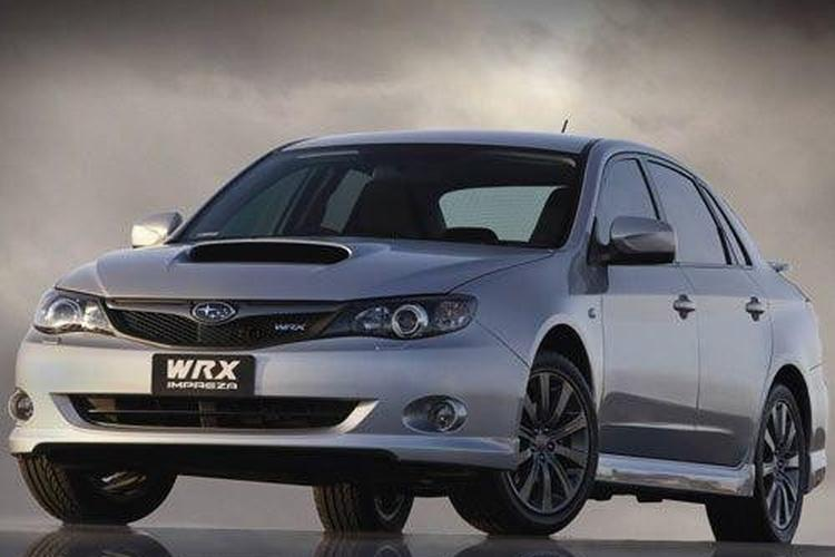Subaru Tweaks 09 Wrx Hatch Motoring Com Au