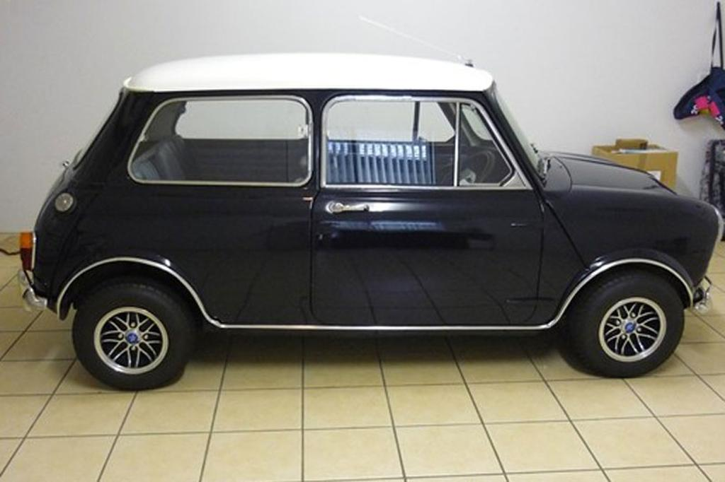 From The Classifieds 1967 Morris Mini Cooper S Motoring
