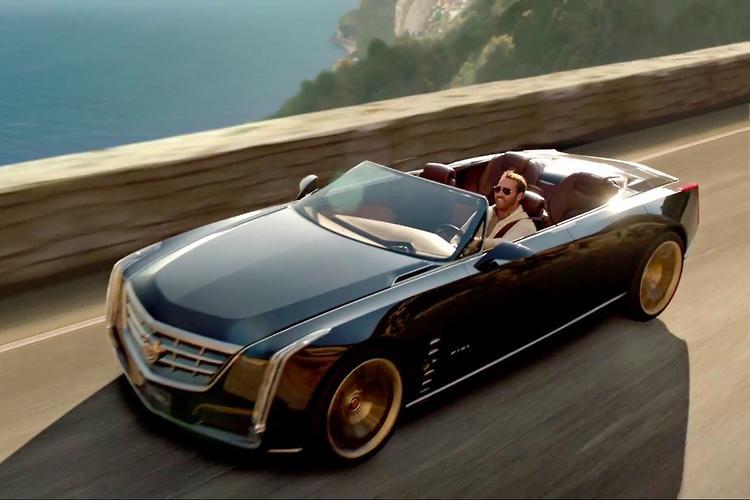 Cadillac resurrects Ciel concept for movie promo ...