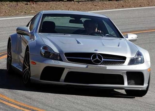 Mercedes benz sl 65 amg black series for Mercedes benz lawsuit