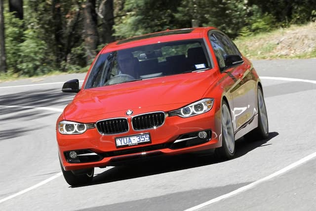 BMW 335i M Sport 2013 Road Test  motoringcomau